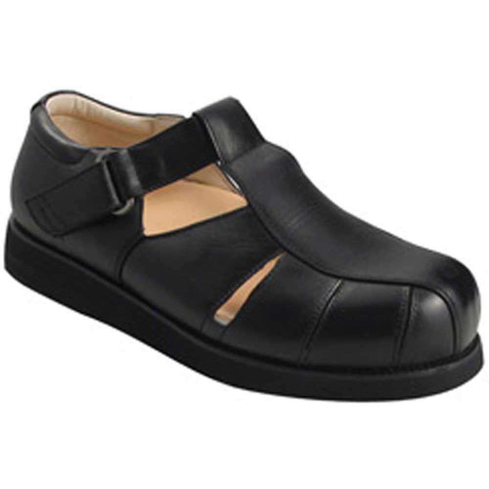 Apis Mt. Emey 9504 - (D - 2E) - Extra Depth Dress Sandals - Men's Therapeutic Diabetic Sandals - Casual - Medium (D) - Extra Wid at Sears.com