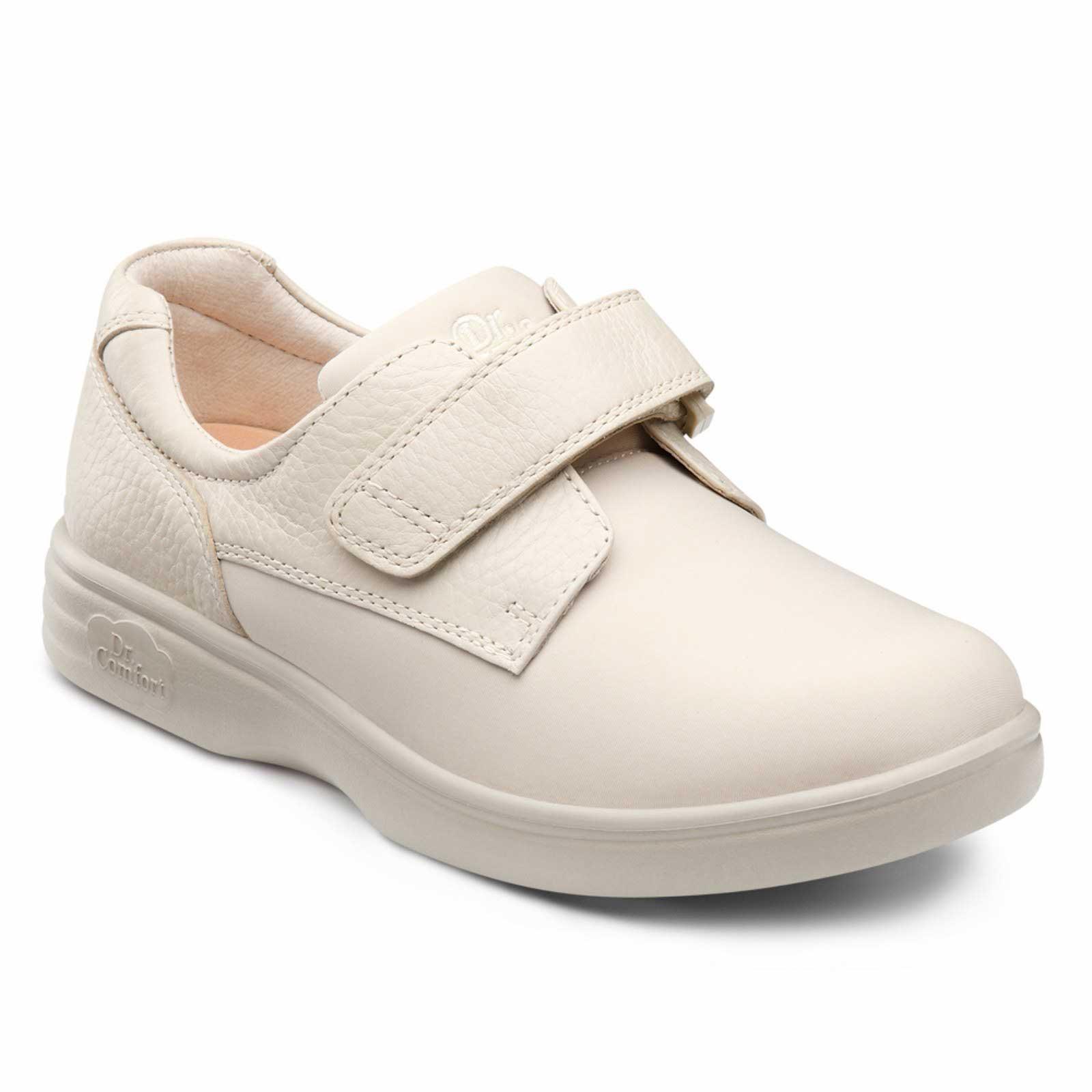 White Orthopedic Shoes