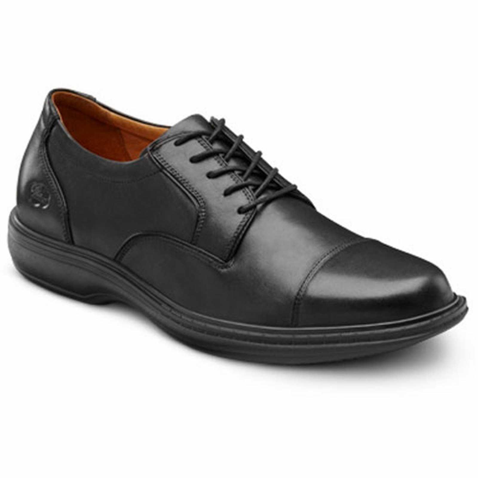 Dr Comfort Shoes - Captain - Men's Therapeutic Diabetic Shoe with Gel Plus Inserts - Dress - Medium (D) - Extra Wide (4E) - Extr at Sears.com
