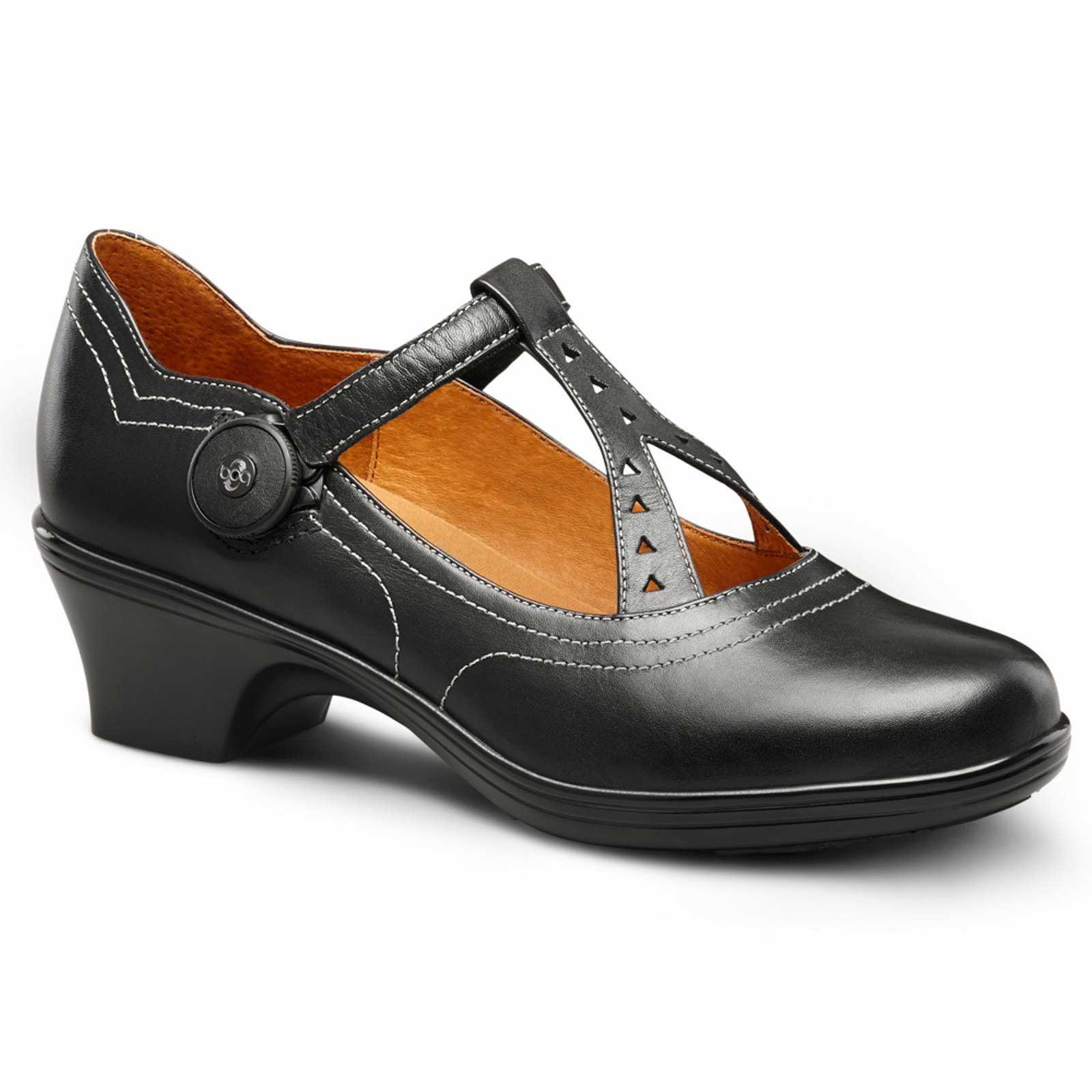dr comfort s diabetic depth heel dress