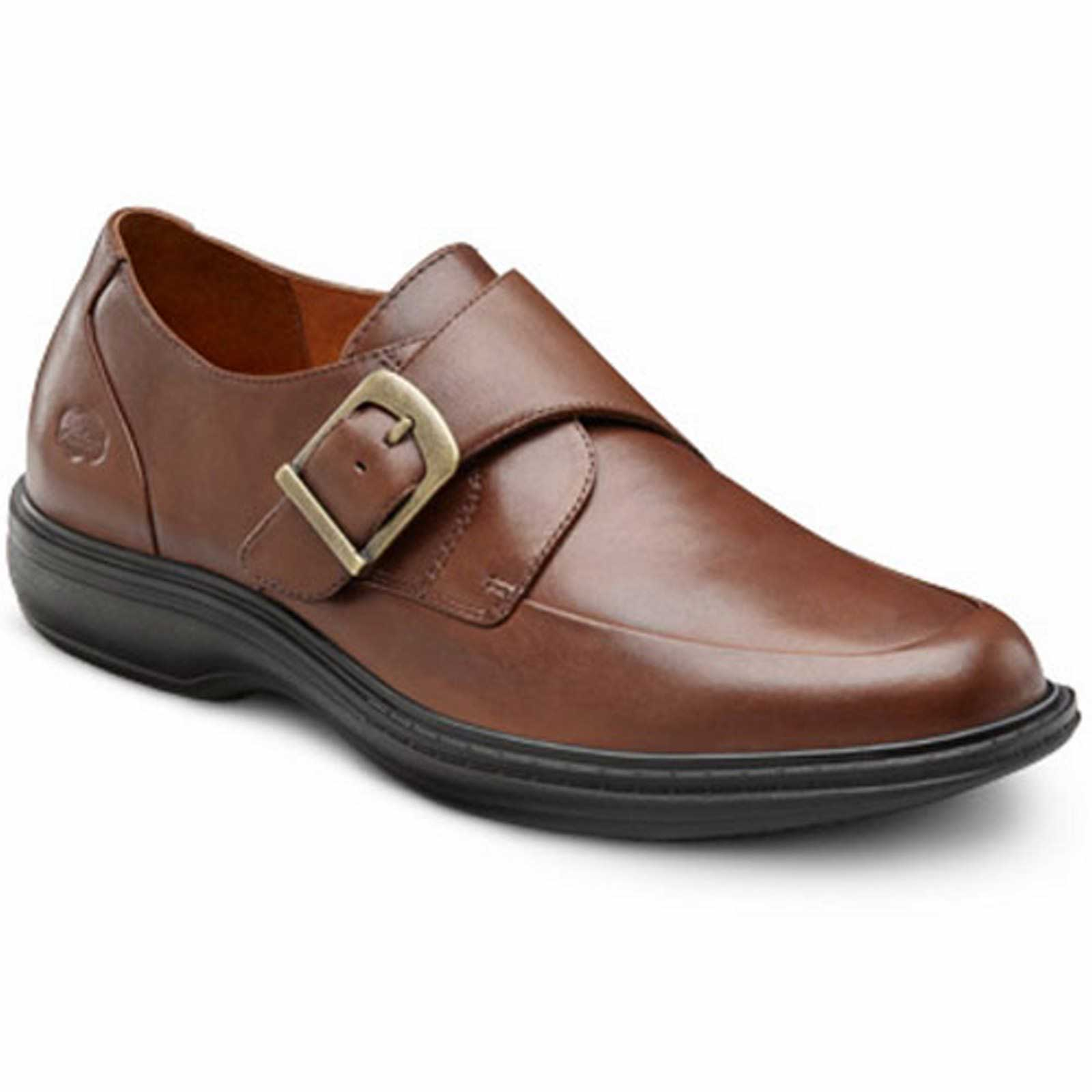 Details about Dr Comfort Leader Men's Therapeutic Diabetic Dress Shoe