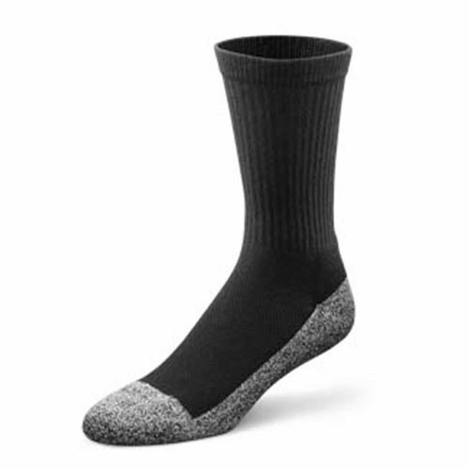 Dr Comfort Extra-Roomy Socks (4 Pair) - Men's Therapeutic Diabetic Socks - Athletic, Casual, Dress - Small (5) - Large (15) at Sears.com