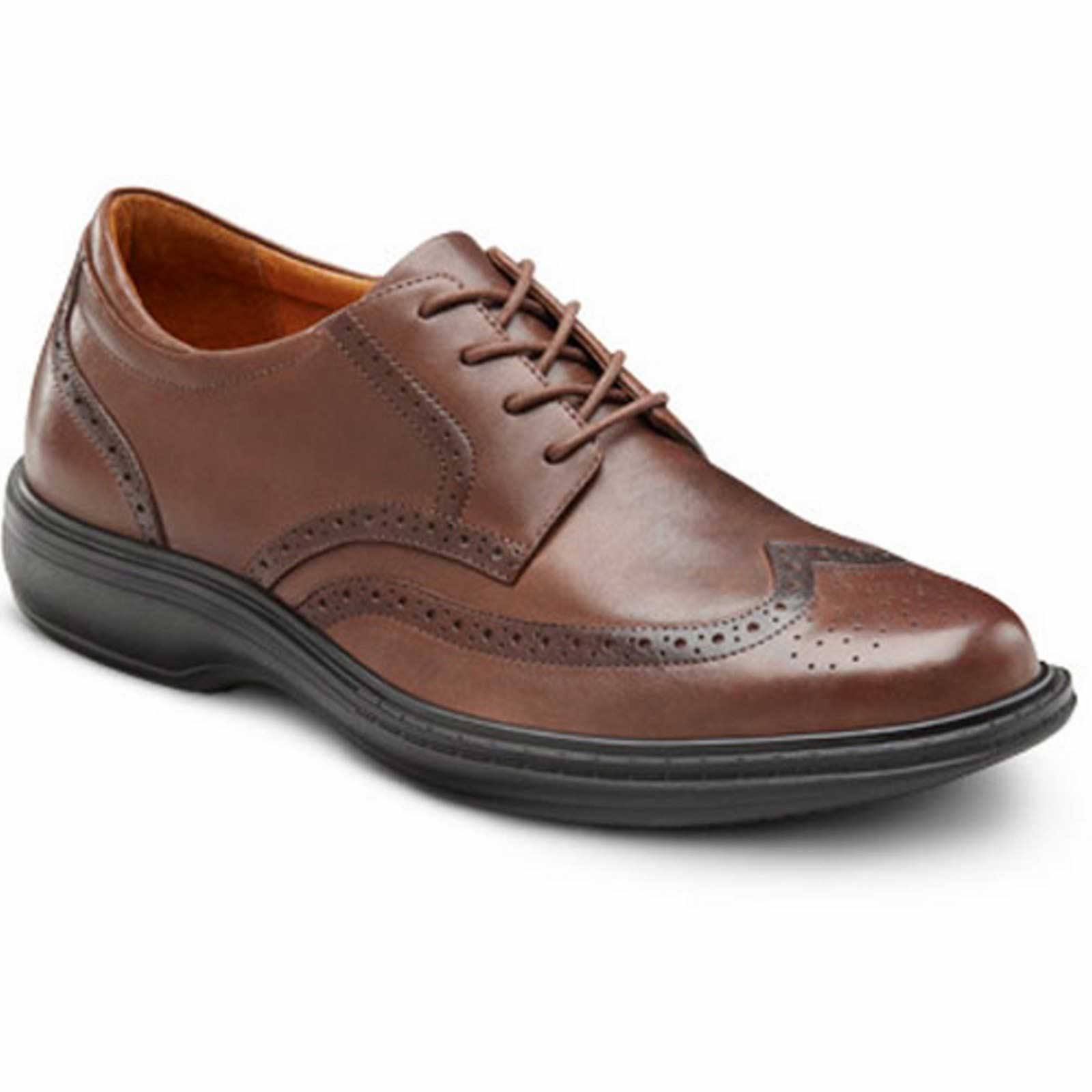 dr comfort wing s therapeutic diabetic dress shoe ebay