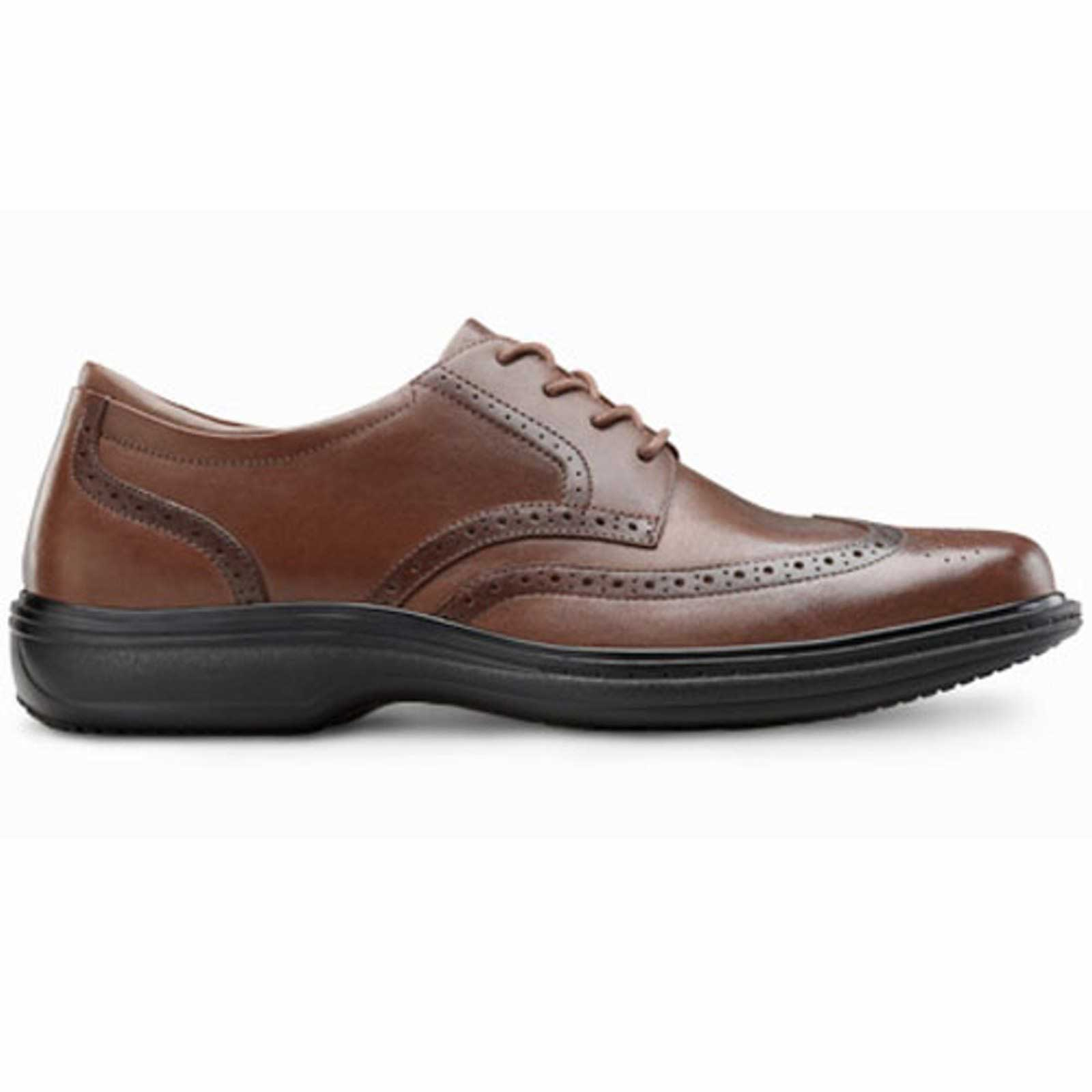 Warrior Liberty Comfort for Men Lace Up Shoes - Buy BLACK Color