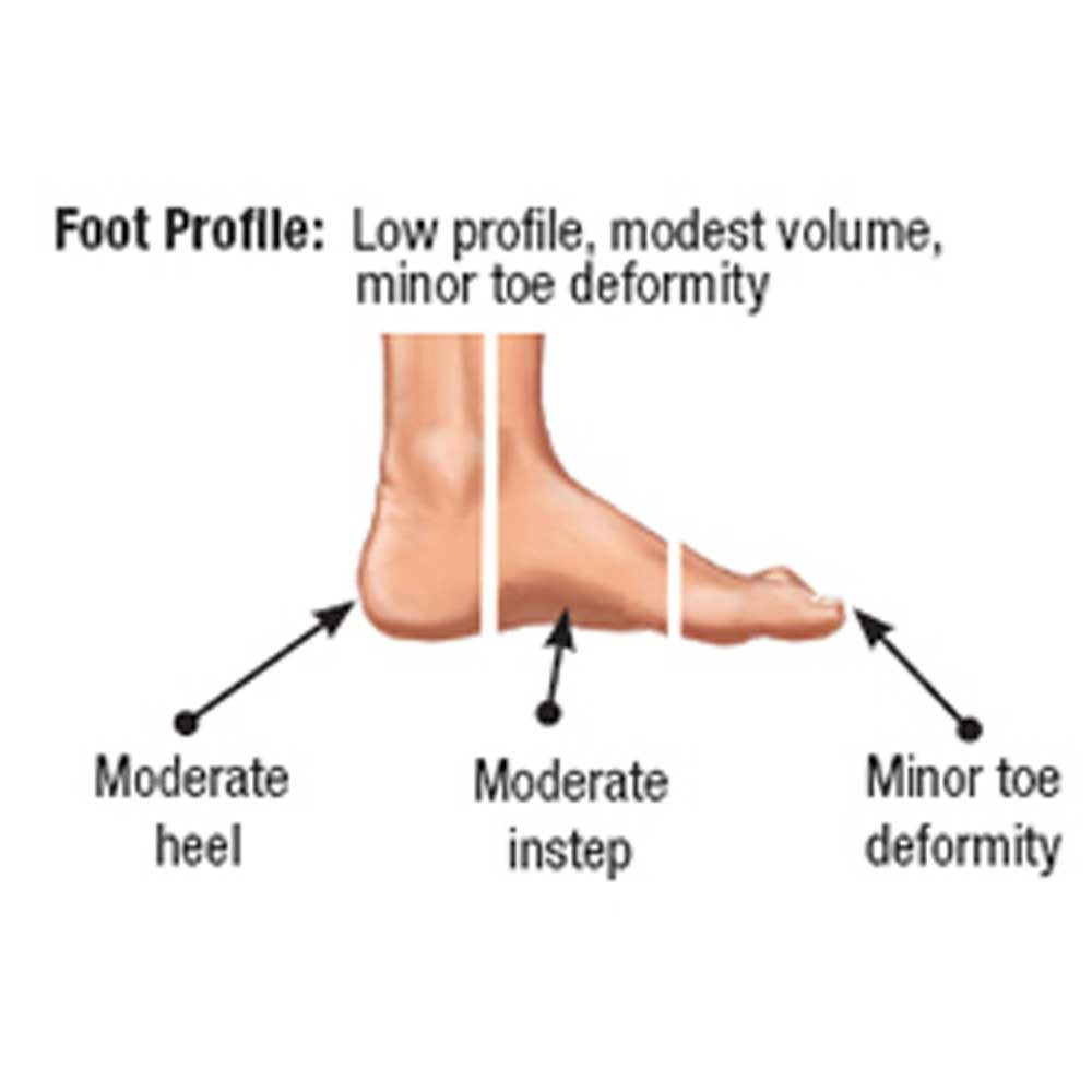 Shoes For High Instep Wide Feet