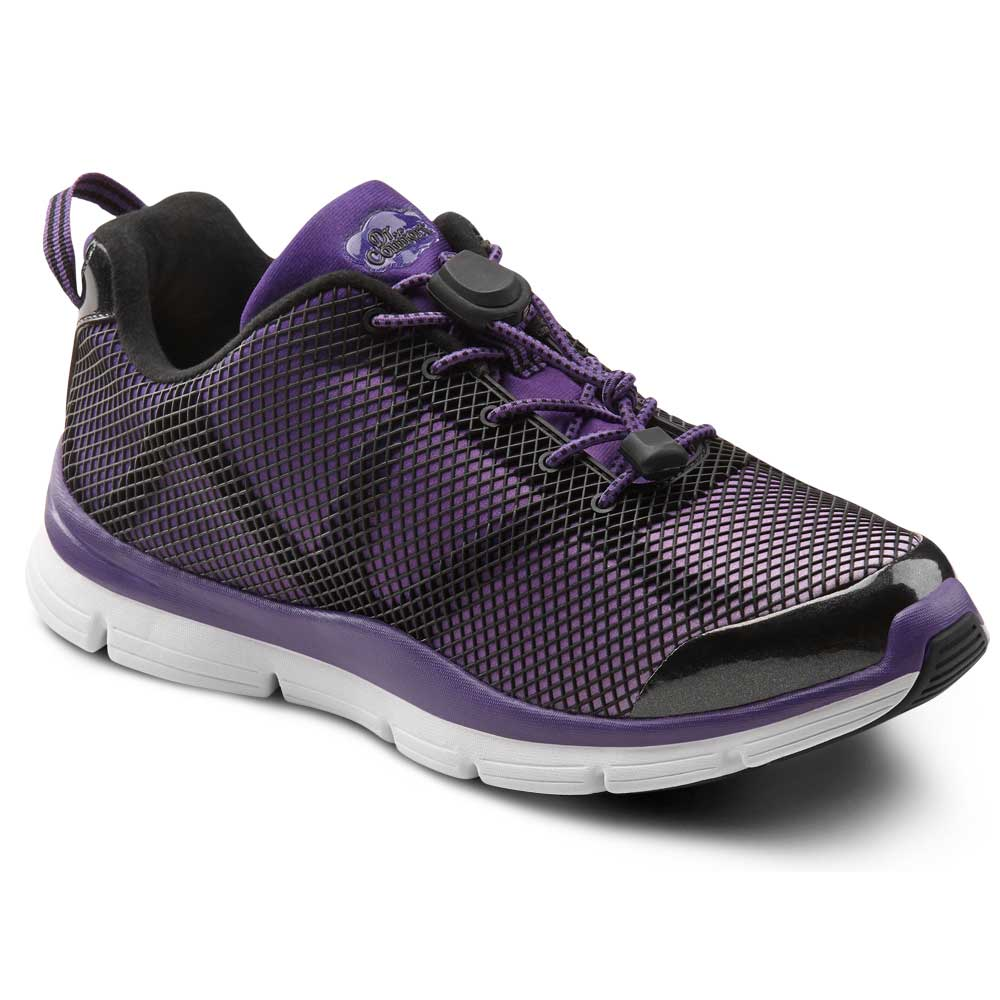 Dr. Comfort Shoes Katy - Women's Comfort Therapeutic Diabetic Shoe with Gel Plus Inserts - Athletic - Medium (A) - Extra Wide (2E) - Extra Depth for Orthotics