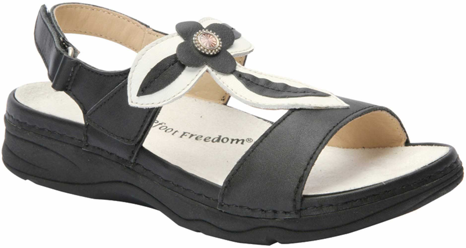 Drew Shoes Alana Sandal Diabetic Therapeutic And