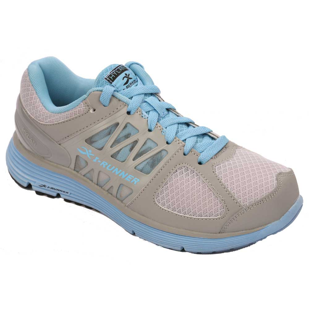 Hylan iRunner Shoes Eliza Athletic Walker - Women's Comfort Therapeutic Diabetic Shoe - Walking - Medium (B) - Extra Wide (2E) - Extra Depth for Orthotics