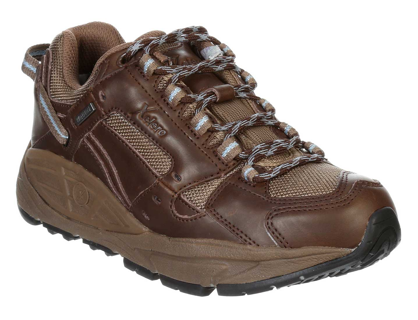 Xelero Shoes Summit X72545 - Women's Comfort Therapeutic Shoe - Outdoor Hiking Boot and Athletic Shoe - Medium (B) & Wide (D) - Extra Depth for Orthotics