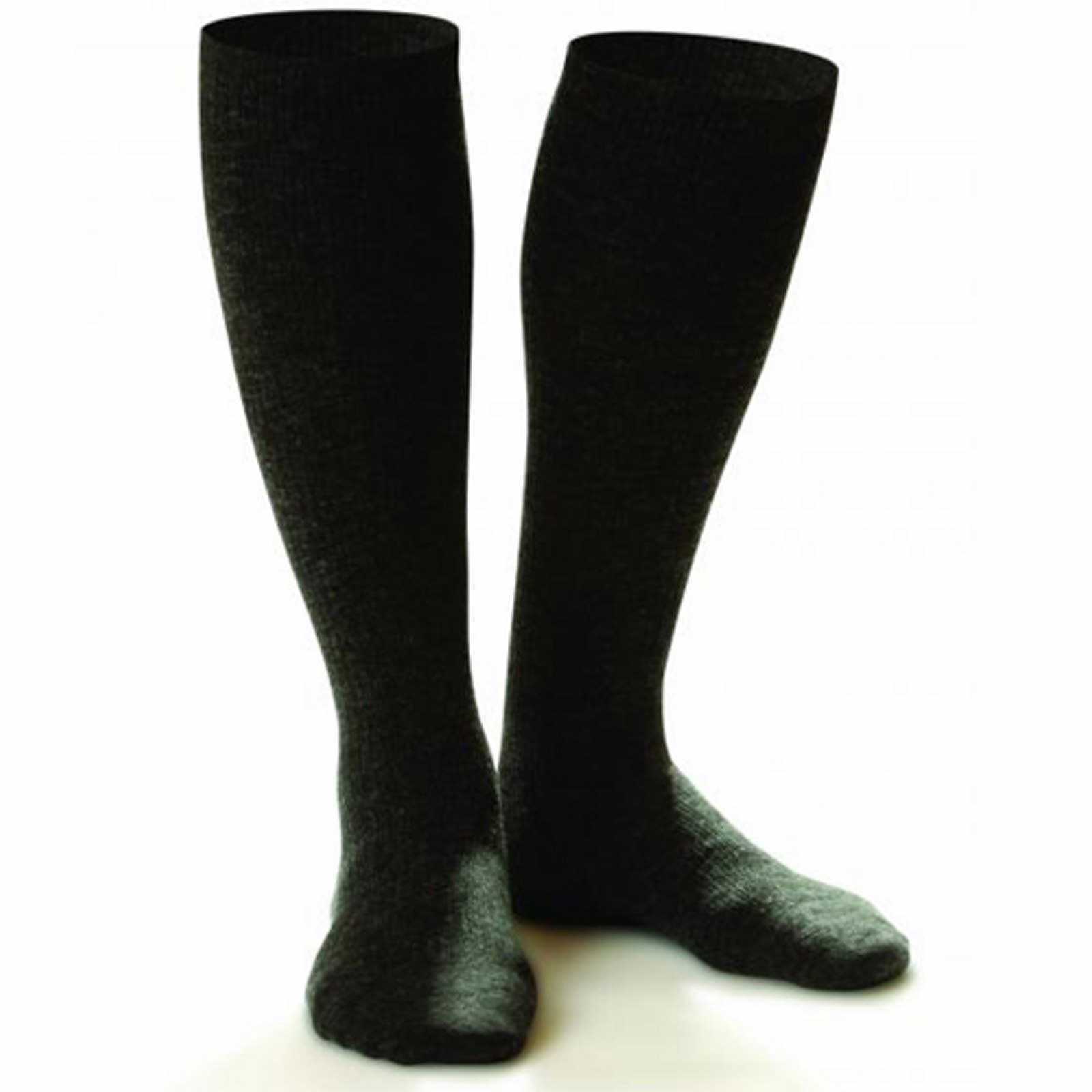 Dr. Comfort - Gentle Wool Dress Compression (10-15) Socks