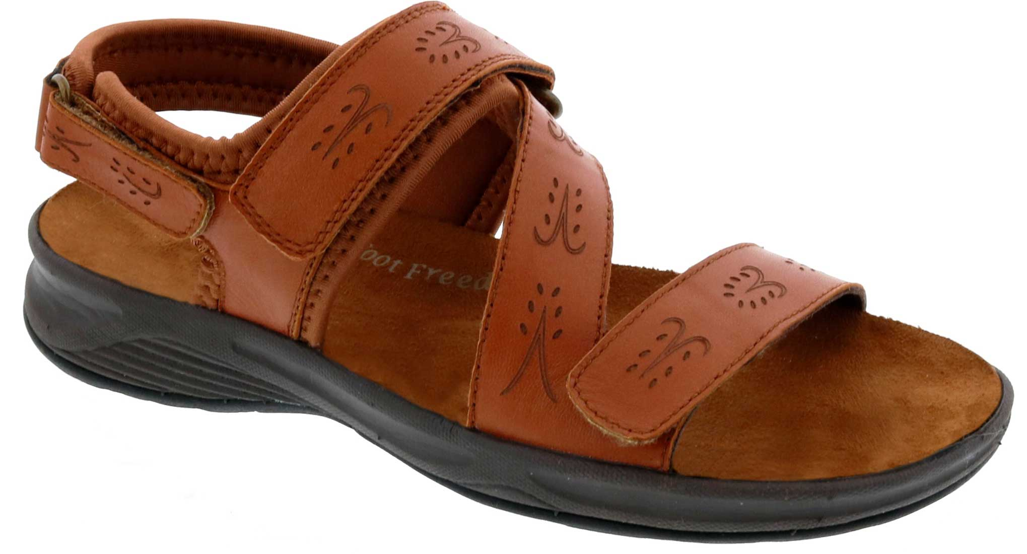 bcd3a12c5b2475 Drew Shoes Olympia Women s Therapeutic Diabetic Extra Depth Sandal ...