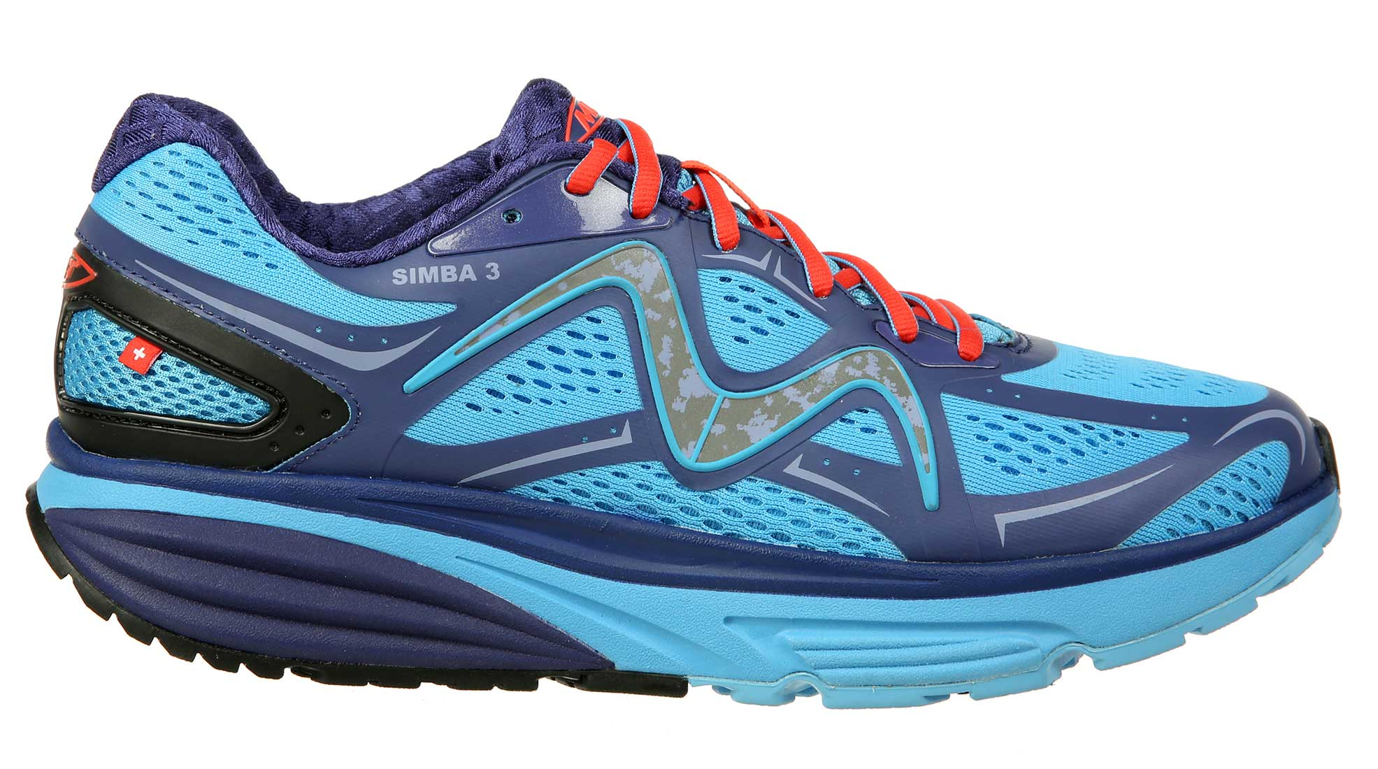 a7b0735443 MBT Shoes Men s Simba 3 Endurance Running Shoes - 702027 - The MBT Simba is  an athletic fitness running shoe built to increase your active lifestyle  and aid ...
