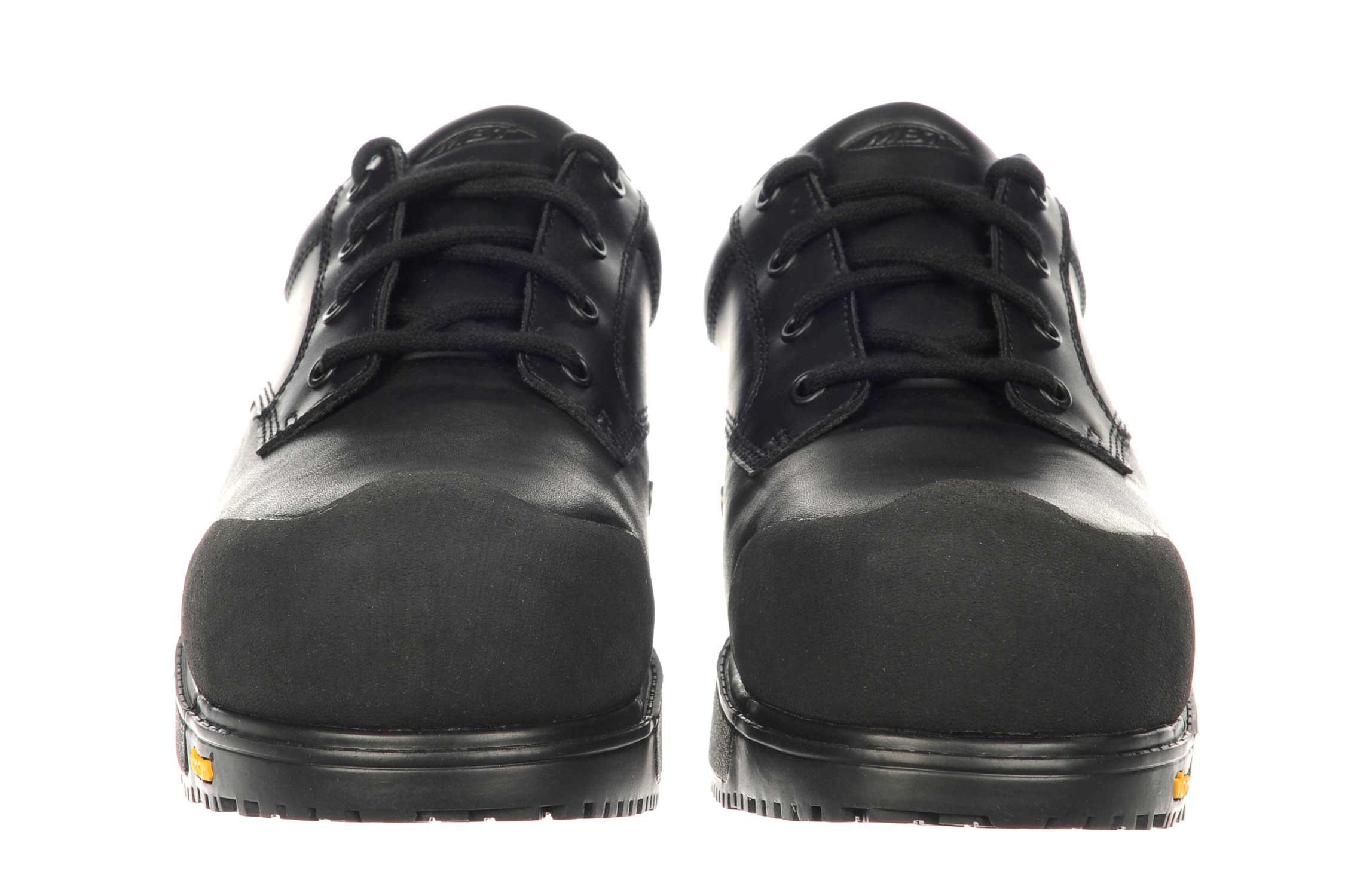 Omega Work Safety Shoe Black