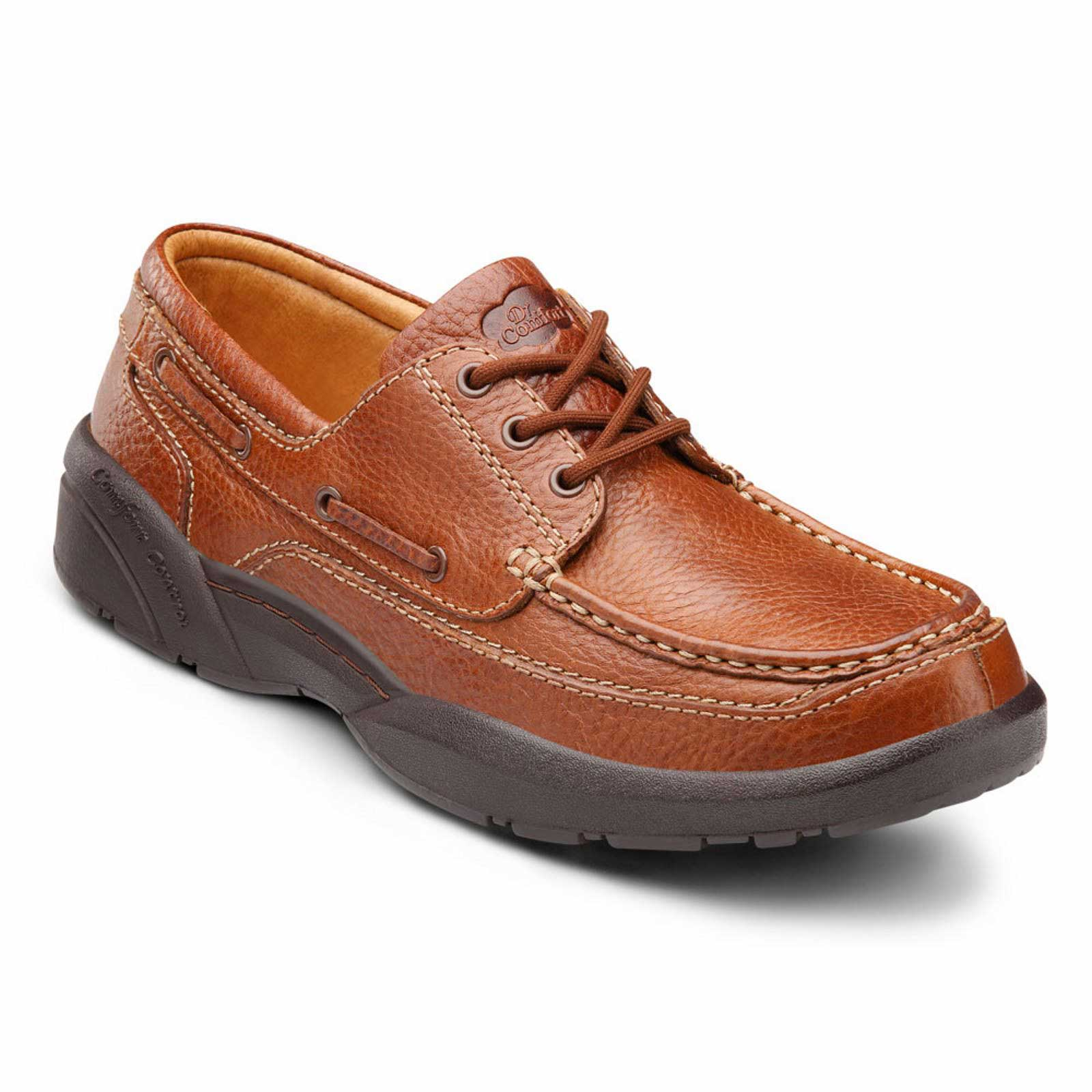 1b3c7f97412 Details about Dr. Comfort Patrick Men s Therapeutic Extra Depth Boat Shoe