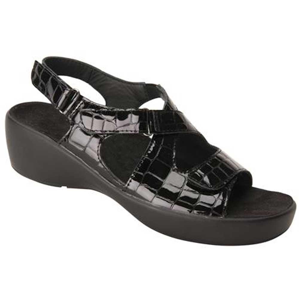 710484fd657 Details about Drew Shoes Abby Women s Therapeutic Diabetic Extra Depth Sandal  Shoe