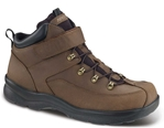 Apex Shoes A4100M Ariya Hiking Boot - Men's Comfort Therapeutic Diabetic Shoe - Medium - Extra Wide - Extra Depth for Orthotics