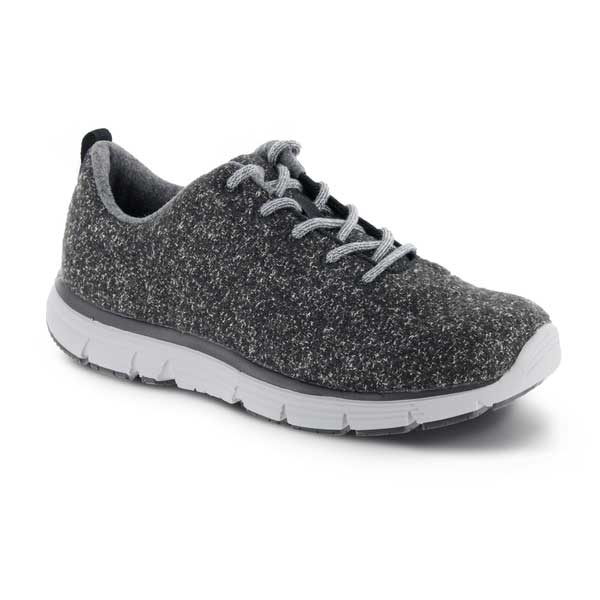 Apex Shoes A8100W Athletic Wool Lace Up Shoe