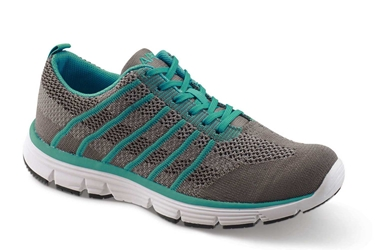 Apex Shoes Athletic Knit Lace Up A7000W