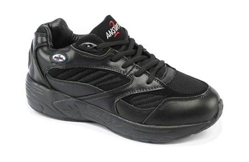 Style 554 Walking Shoe - Black