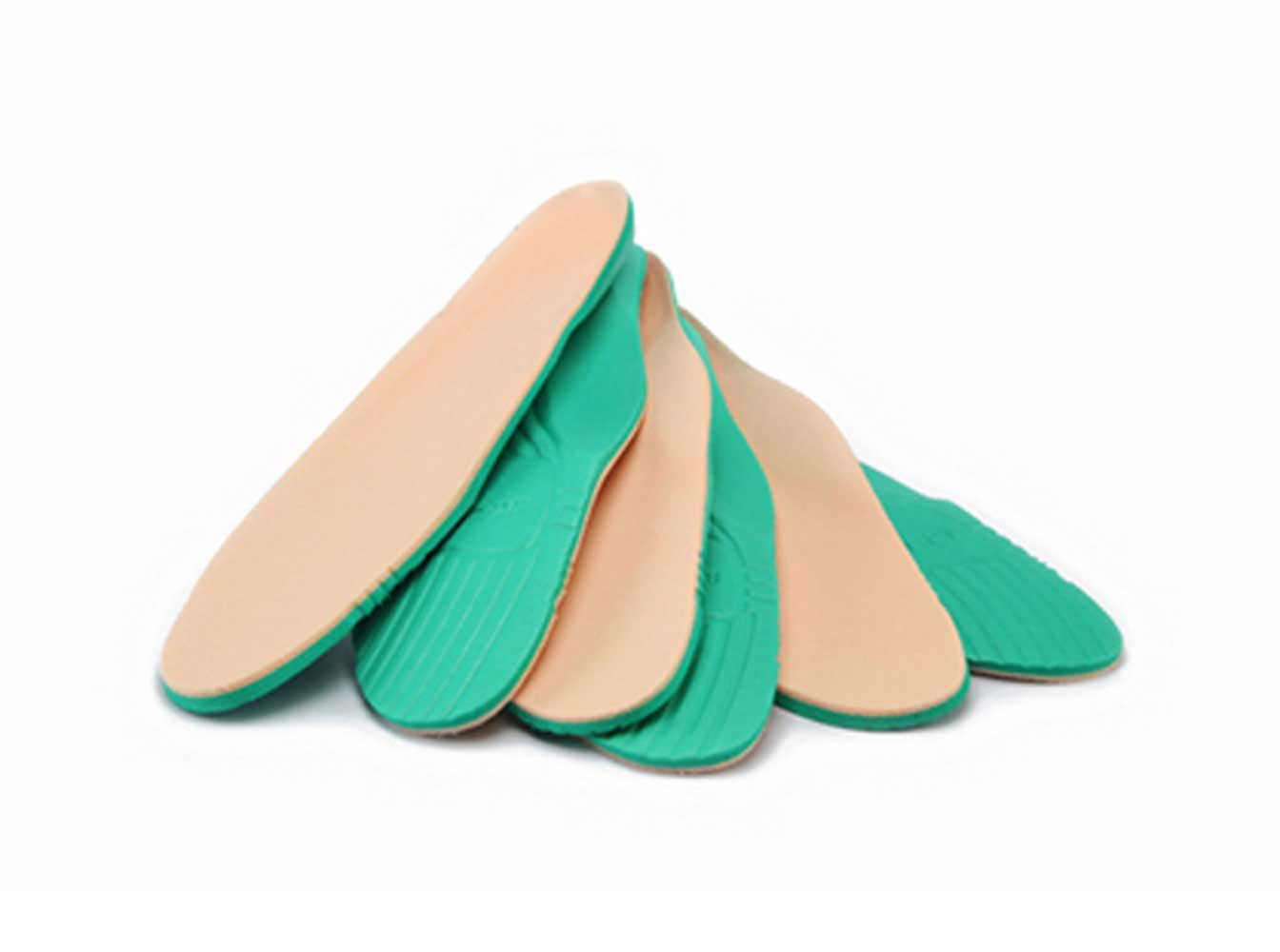 Apis Mt. Emey - Medium to 9E - Prefabricated HCPCS A5512 Inserts for Diabetic & Extra Depth Shoes