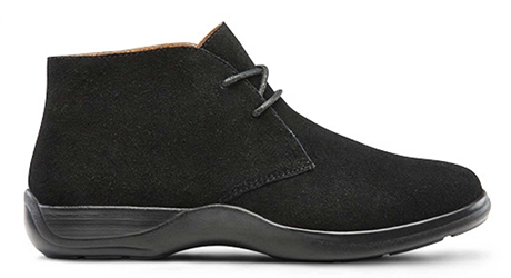 Cara Chukka Boot- Black