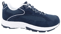 Drew Shoes Aaron 40893 - Men's Comfort Therapeutic Diabetic Athletic Shoe - Extra Depth for Orthotics - DRE-40893