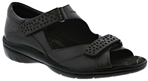Drew Shoes Bay 17366 - Women's Comfort Sandal - Comfort Therapeutic Sandal with Removable Insoles - Narrow (AA) - Extra Wide (2E) - Extra Depth for Orthotics