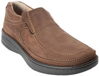 Drew Shoes - Bexley - Brown Nubuck