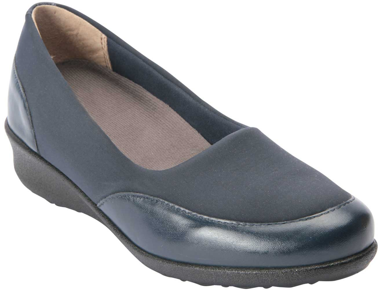 Dress Shoes With Removable Footbeds