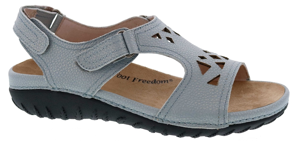 439d4b1e45caa Drew Shoes - Embark 19176, Sandal, Diabetic, Therapeutic, and ...