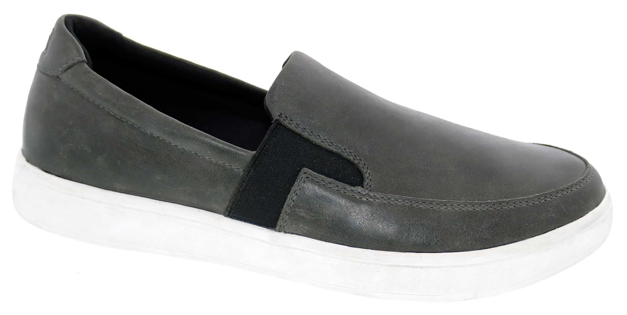 Drew Shoes - Jump - Dark/Grey - Casual, Dress