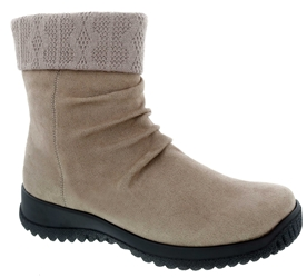 Kalm - Stone Microsuede - Boot