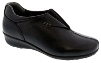Drew Shoes - Naples - Black Leather - Casual, Dress