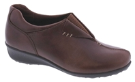 Drew Shoes - Naples - Brown Leather - Casual, Dress