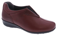 Drew Shoes - Naples - Vino Leather - Casual, Dress