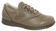 Footsaver - Ticker - Taupe Leather