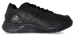 I-RUNNER Shoes Pro Series Athletic Walker All Leather - Men's Comfort Therapeutic Diabetic Shoe - Non Slip Safety Shoe - Medium - Extra Wide - Extra Depth for Orthotics