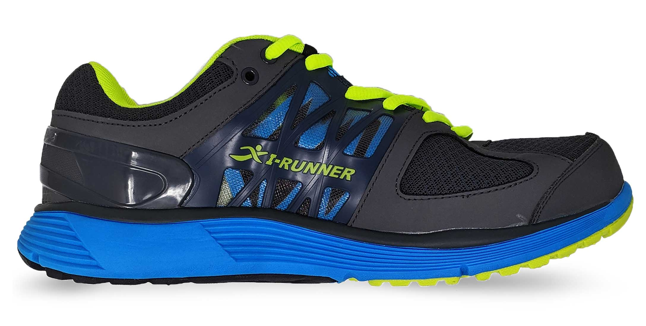 I-RUNNER Ross - Athletic Walking Shoe