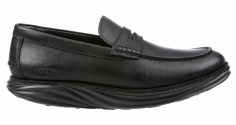 MBT Shoes Boston Loafer Dress Shoe