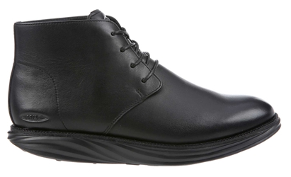 MBT Shoes Cambridge Midcut Boot - Black Nappa