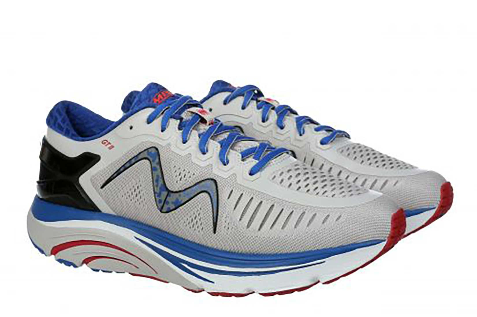 MBT Shoes Men's GT 2 Running Shoes 702023 Moderate