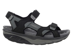 MBT Shoes Men's Saka 6S Sandal - 700787 - Men's Comfort Therapeutic Rocker Bottom Sandal - Medium (D)