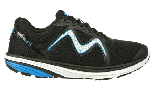 mbt shoes men's speed 2 lightweight running shoes  702025