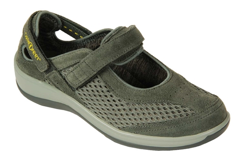 Orthofeet Women's Sanibel - Grey