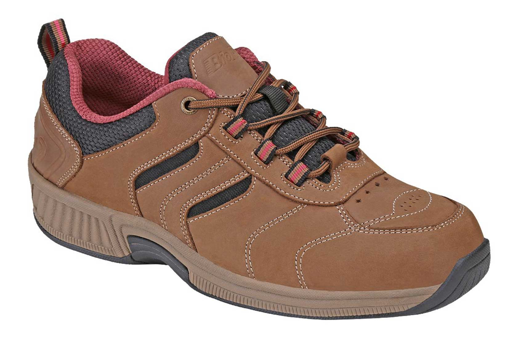 Orthofeet Shoes Sonoma 944 Outdoor Hiking Comfort Shoe
