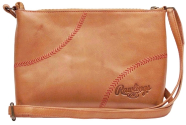 Rawlings Baseball Stitch Mini Crossbody Bag
