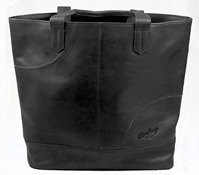 Rawlings - RB60001-001 - Rawlings Vintage Leather Women's Large Tote Bag