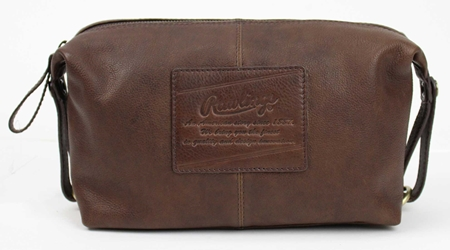Rawlings Rawlings Rugged Vintage Leather Travel Kit