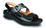 Revere Barcelona - Women's Sandal - Wide (D) - Extra Depth with Removable Foot Beds