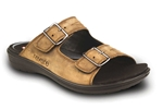 Revere Cairo - Men's Sandal - Medium (D) - Extra Depth with Removable Foot Beds